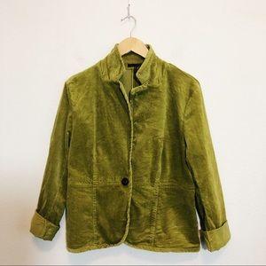 Chartreuse Green Blazer Sz XL
